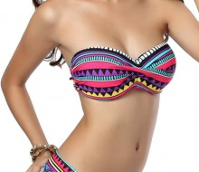 multi-geometric-print-bandeau-o-ring-sexy-bikini-swimsuit-017776
