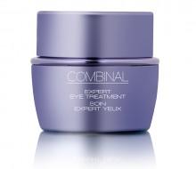 Crema-contur-de-ochi-cu-acid-hialuronic-peptide-si-vitamina-E-Combinal-Expert-Eye-Treatment-Dr.-Temt