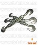 Intinzatoare cablu cu doua carlige