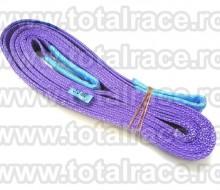 chinga de ridicare textila cu urechi 1 tona
