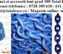 lant ridicare grad 100 totalrace lant albastru
